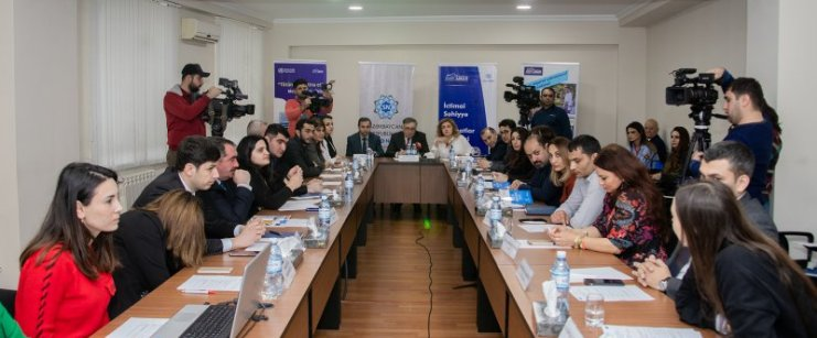 Azerbaijan hosts round table devoted to the importance of public-private partnership within the frame of tobacco control